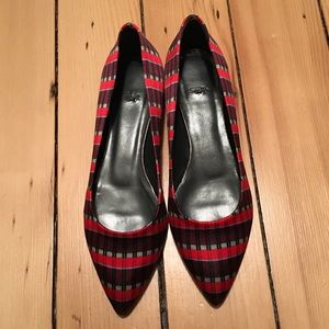 Paul Smith lark red flats